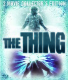 The Thing - Blu-Ray movie cover (xs thumbnail)