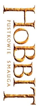 The Hobbit: The Desolation of Smaug - Polish Logo (xs thumbnail)