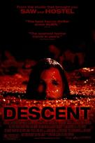The Descent - Movie Poster (xs thumbnail)