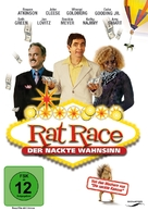 Rat Race - German Movie Cover (xs thumbnail)