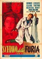 Raw Deal - Italian Movie Poster (xs thumbnail)