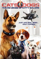 Cats & Dogs: The Revenge of Kitty Galore - Movie Cover (xs thumbnail)