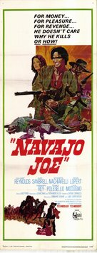 Navajo Joe - Movie Poster (xs thumbnail)