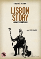 Lisbon Story - British Movie Cover (xs thumbnail)