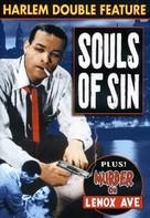Souls of Sin - DVD cover (xs thumbnail)