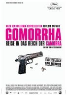 Gomorra - German Movie Poster (xs thumbnail)