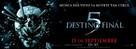 Final Destination 5 - Chilean Movie Poster (xs thumbnail)