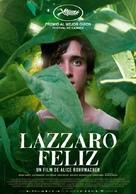 Lazzaro felice - Spanish Movie Poster (xs thumbnail)