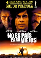 No Country for Old Men - Spanish DVD cover (xs thumbnail)