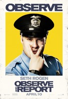 Observe and Report - Movie Poster (xs thumbnail)