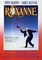 Roxanne - Spanish Movie Poster (xs thumbnail)