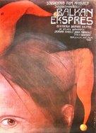 Balkan ekspres - Polish Movie Poster (xs thumbnail)