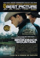 Brokeback Mountain - Movie Poster (xs thumbnail)