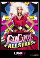 """RuPaul's All Stars Drag Race"" - Movie Cover (xs thumbnail)"