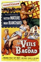The Veils of Bagdad - Movie Poster (xs thumbnail)