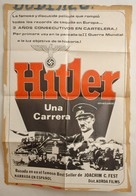 Hitler - eine Karriere - Spanish Movie Poster (xs thumbnail)