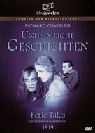 Unheimliche Geschichten - German DVD movie cover (xs thumbnail)