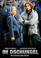 Im Dschungel - German Movie Poster (xs thumbnail)