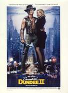 Crocodile Dundee II - Movie Poster (xs thumbnail)