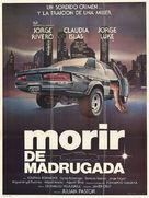 Morir de madrugada - Mexican Movie Poster (xs thumbnail)
