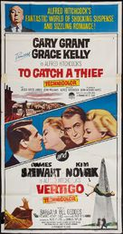 To Catch a Thief - Combo movie poster (xs thumbnail)
