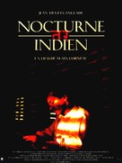 Nocturne indien - French Movie Poster (xs thumbnail)