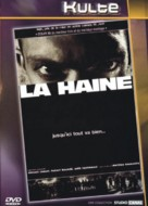 La haine - French DVD movie cover (xs thumbnail)