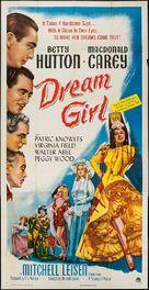 Dream Girl - Movie Poster (xs thumbnail)