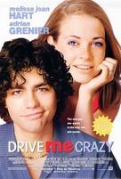 Drive Me Crazy - Movie Poster (xs thumbnail)
