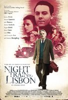 Night Train to Lisbon - Movie Poster (xs thumbnail)