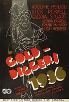 Gold Diggers of 1935 - Swedish Movie Poster (xs thumbnail)
