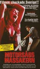 The Texas Chain Saw Massacre - Swedish Movie Cover (xs thumbnail)
