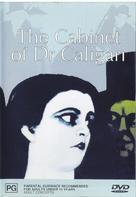 Das Cabinet des Dr. Caligari. - Australian DVD cover (xs thumbnail)
