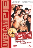 American Pie - French DVD cover (xs thumbnail)