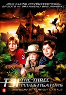 The Three Investigators and the Secret of Terror Castle - Dutch Movie Cover (xs thumbnail)