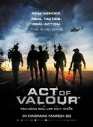 Act of Valor - British Movie Poster (xs thumbnail)