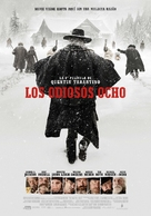The Hateful Eight - Spanish Movie Poster (xs thumbnail)