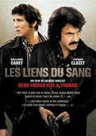 Liens du sang, Les - French Movie Poster (xs thumbnail)