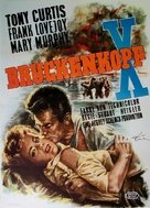 Beachhead - German Movie Poster (xs thumbnail)