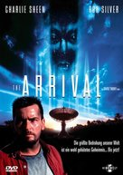 The Arrival - German DVD cover (xs thumbnail)