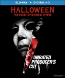 Halloween: The Curse of Michael Myers - Blu-Ray movie cover (xs thumbnail)