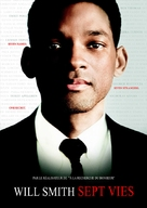 Seven Pounds - French Movie Poster (xs thumbnail)
