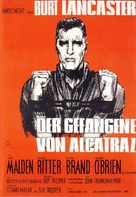 Birdman of Alcatraz - German Movie Poster (xs thumbnail)