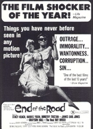 End of the Road - poster (xs thumbnail)