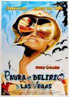 Fear And Loathing In Las Vegas - Italian Movie Poster (xs thumbnail)