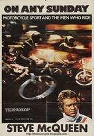 On Any Sunday - Movie Poster (xs thumbnail)