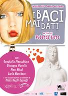 I baci mai dati - Italian Movie Poster (xs thumbnail)