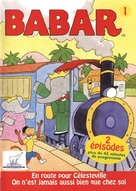"""Babar"" - French DVD movie cover (xs thumbnail)"