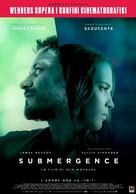 Submergence - Italian Movie Poster (xs thumbnail)