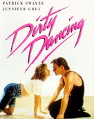 Dirty Dancing - Blu-Ray cover (xs thumbnail)